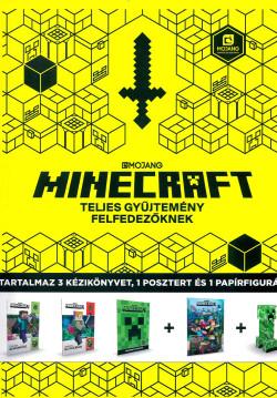 Minecraft – Teljes gyűjtemény felfedezőknek