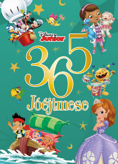 Disney Junior – 365 Jóéjtmese
