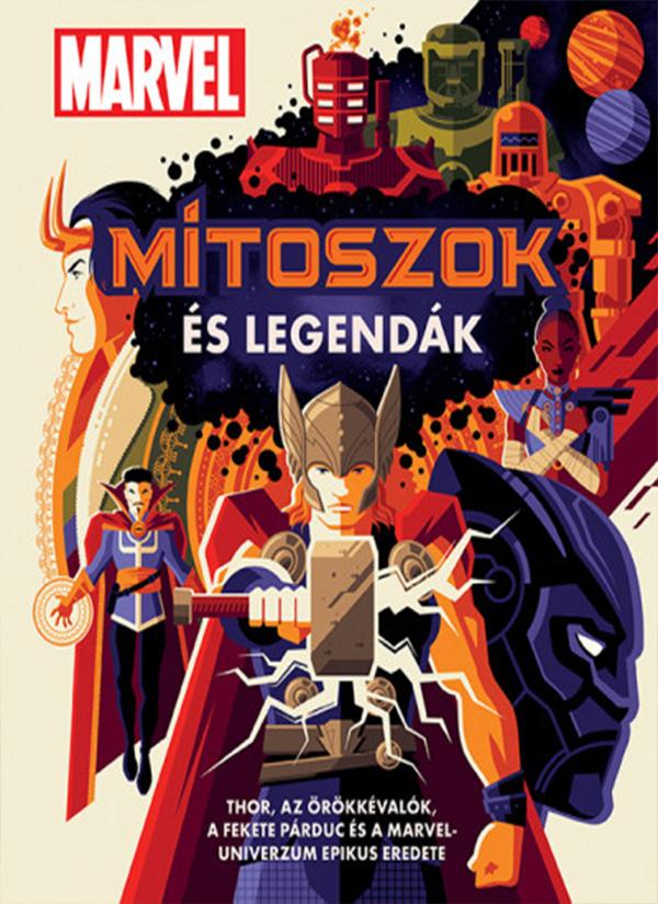 Marvel – Mítoszok és legendák